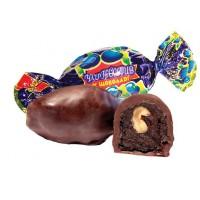 """""""Чорнослив з грецьким горіхом"""" в шоколаді (1 кг, 0,5 кг, 0,2 кг)"""