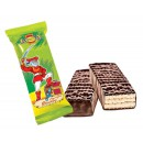 Цукерки шоколадно-вафельні