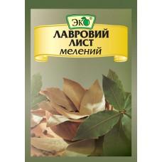 Лавровый лист мелений 20 г