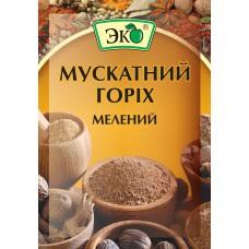 Мускатний горіх мелений 10 г