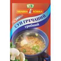 Суп гречаний грибний 20 г
