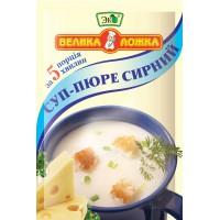 Суп-пюре сирний 18 г