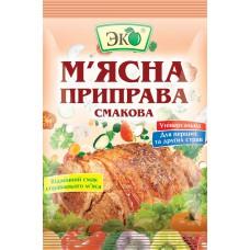 """Смакова приправа ТМ """"Эко"""" м'ясна 90 г"""
