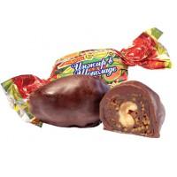 Інжир з грецьким горіхом в шоколаді (1 кг, 0,5 кг, 0,2 кг)