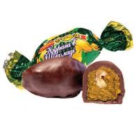 Курага з грецьким горіхом в шоколаді (1 кг, 0,5 кг, 0,2 кг)