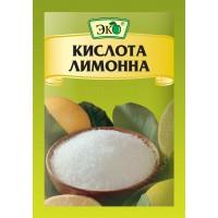 Лимонна кислота (харчова) 25 г