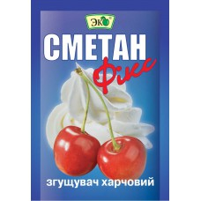 """Згущувач для вершків """"Сметанфікс""""  12 г"""